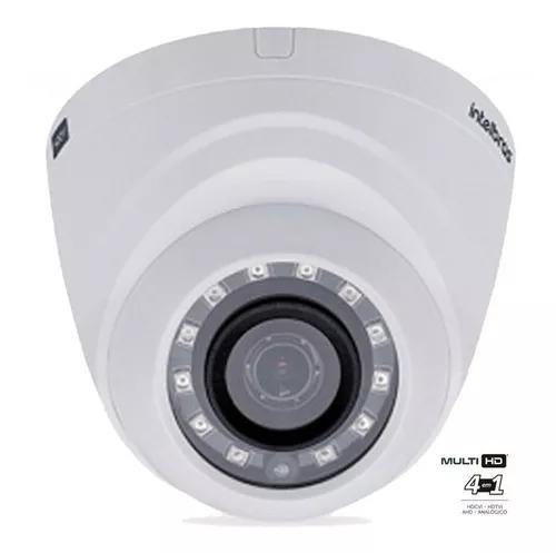 Câmera intelbras vhd 3120d g4 hd 720p multi hd 2,6mm 20mts