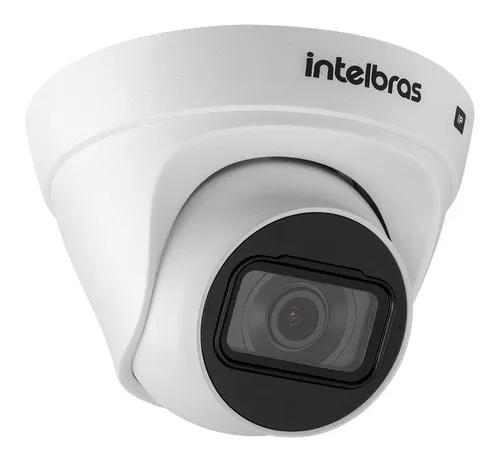 Câmera ip dome vip 1020 d g2 poe 2.8mm ip67 intelbras