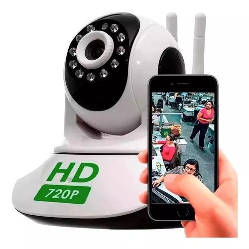 Câmera ip wifi segurança wireless p2p hd onvif visão