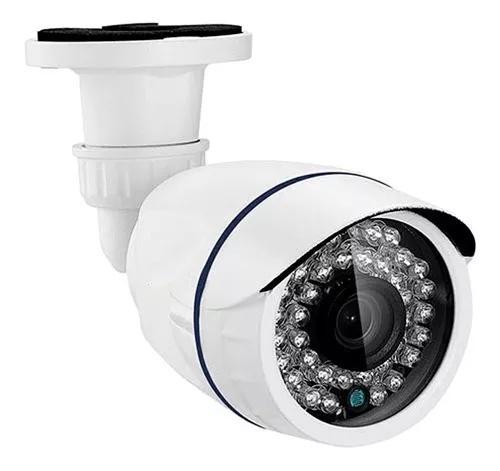 Câmera segurança ahd infravermelho profissional c/ cmos