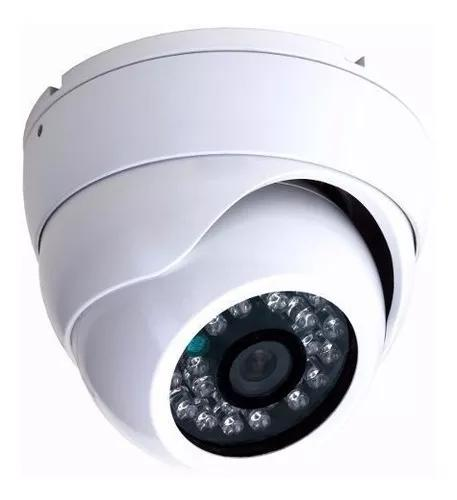Câmera segurança cftv dome ahd 1.3 mega hd 1280x720p ir