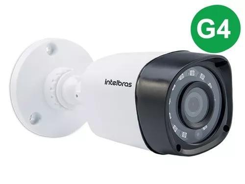 Câmera vhd 1010b g4 multi hd 720p lente 3,6mm - intelbras