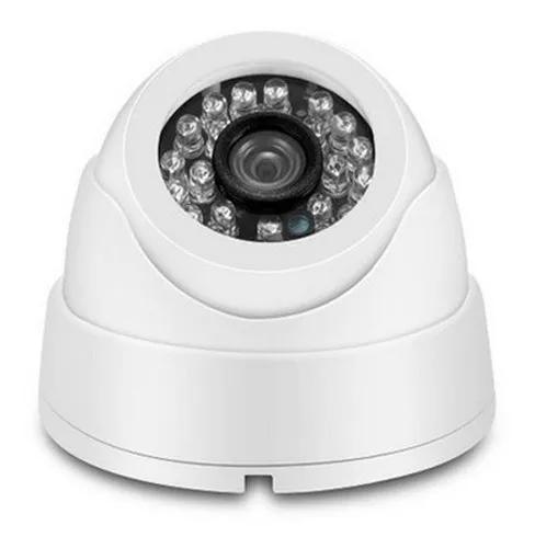 Câmera vigilância cftv dome infravermelho full hd 2mp