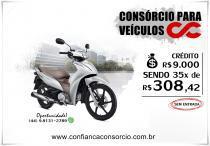 Consórcio para veículos - moto
