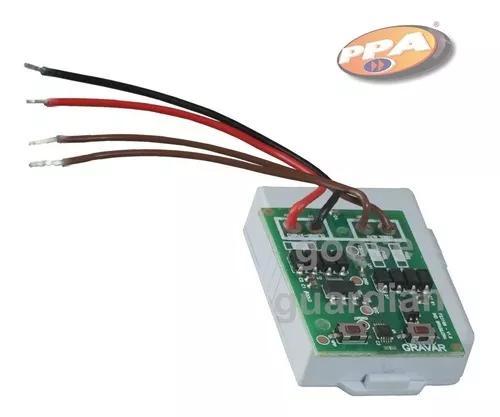 Controle motor portão eletrônico farol tx car original