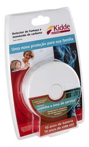 Detector de fumaça gás encanado bujão fumaça
