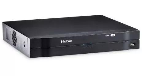 Dvr gravador 32 canais intelbras mhdx 1132 hd 720p h.265