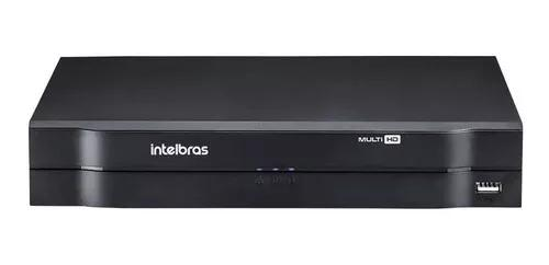Dvr gravador 8 canais intelbras 1108 aplicativo celular tf