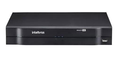 Dvr gravador 8 canais intelbras 1108 mhdx hdcvi multi hd