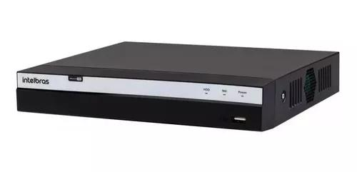 Dvr gravador 8 canais intelbras mhdx3108 full hd 1080p