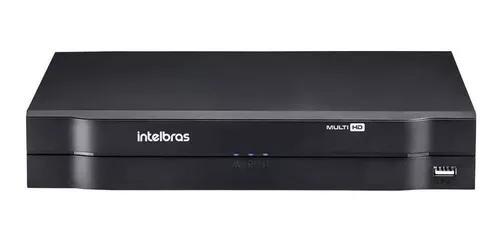 Dvr intelbras 8ch mhdx 1108 g3 multi hd 720p 5x1 cloud p2p /