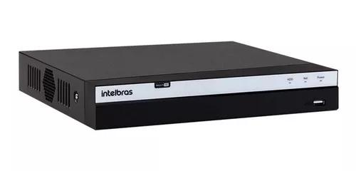 Dvr stand alone 16 canais intelbras mhdx 3116 full hd 1080p.
