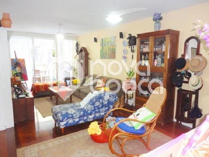 Flamengo, 3 quartos, 1 vaga, 130 m² avenida oswaldo cruz,