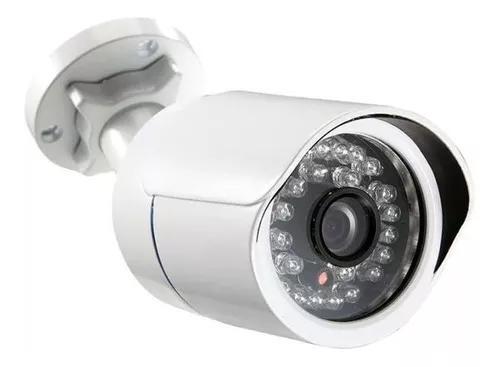 Kit 3 câmera segurança cftv ahd 1.3 mp ir cut 50m 720p hd