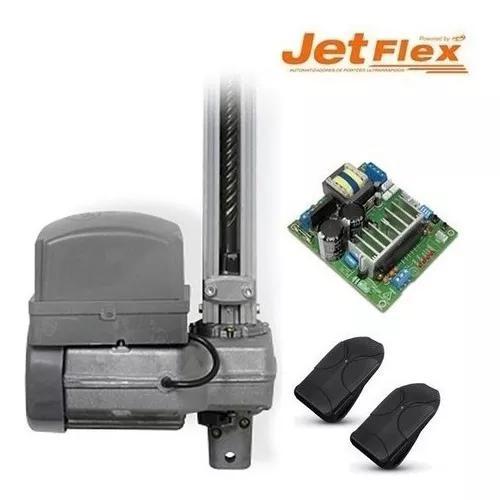 Kit motor portão basculante ppa penta jetflex 1/2