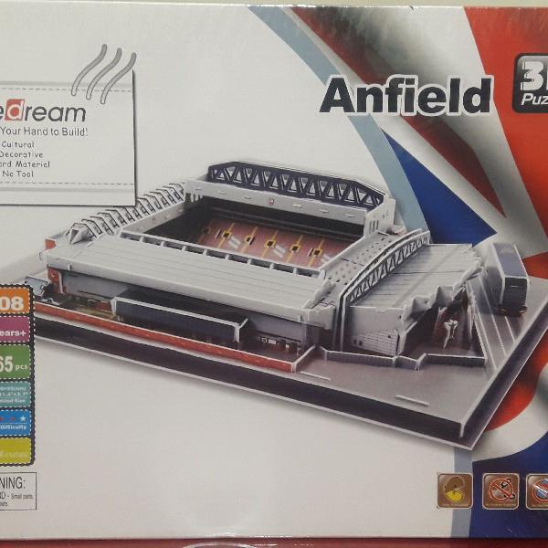 Kit do fanático por futebol e pelo liverpool