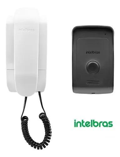 Porteiro eletronico interfone intelbras ipr 1010 novo