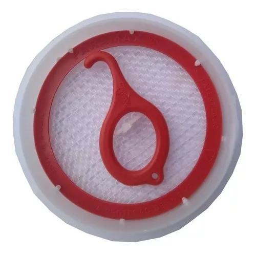 Ralo protetor barata escorpião dengue tela 100 mm 01 pç