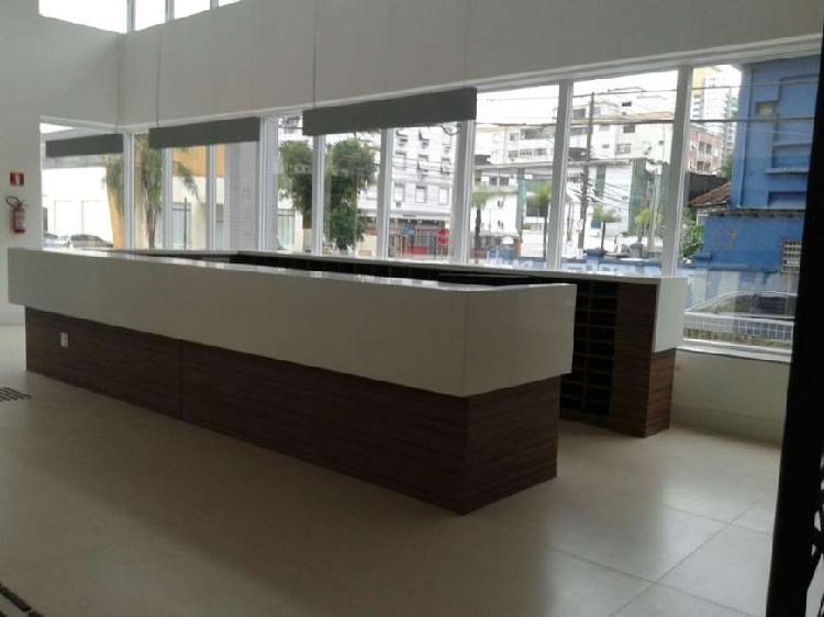 Salas comerciais p/aluguel de 40 até 484 m2 legacy - av.