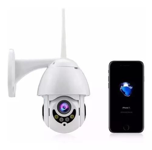 Speed dome câmera ip wifi a prova d'água ip66 sist