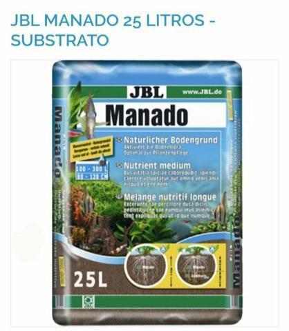 Substrato jbl manado 25lt