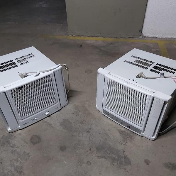 Ar condicionado de janela consul ccb10db 10.000 btus frio