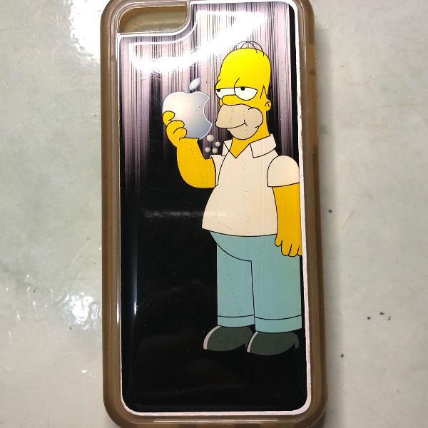 Capinha simpsons iphone 5c