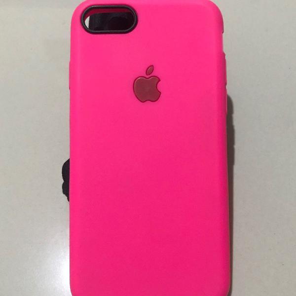 Case emborrachada iphone 7