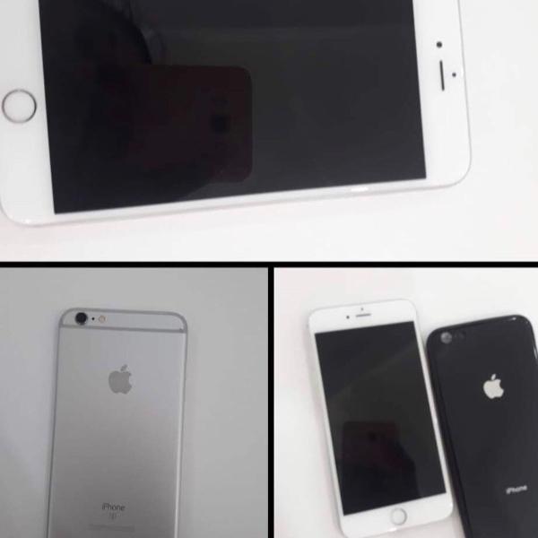 Celular iphone 6s plus vendo ou troco por outro por outro