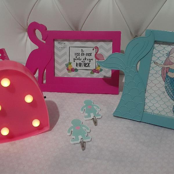 Kit decoração