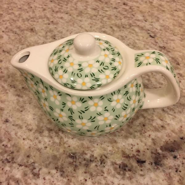 Mini bule para chá