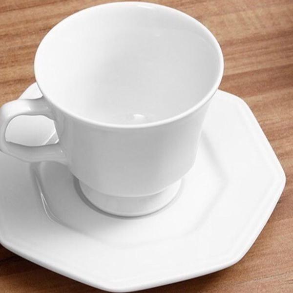 Xícaras de chá porcelana schmidt