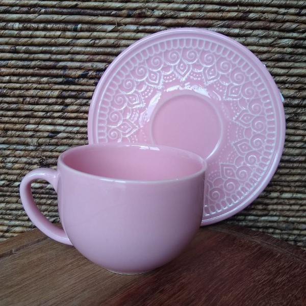 Xicara de chá com pires (161)