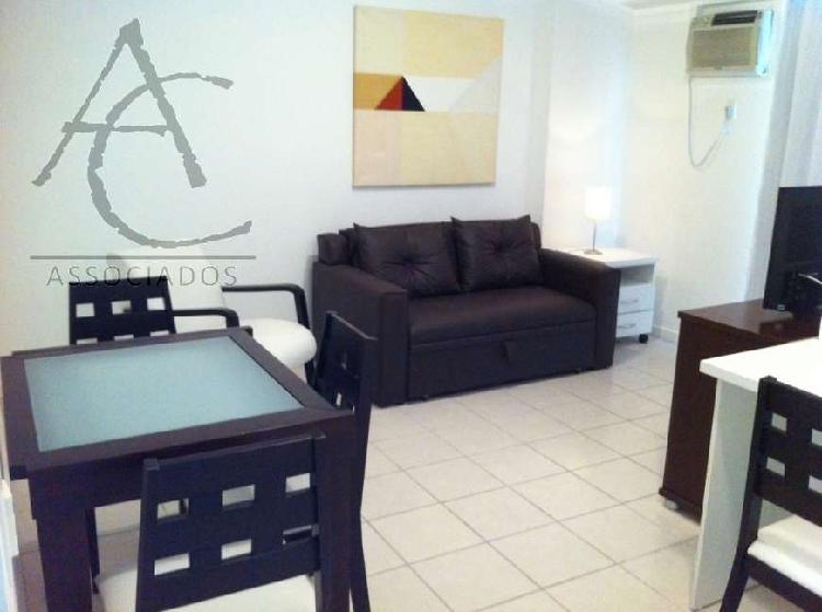 Aluguel sala/quarto - residencial com serviços