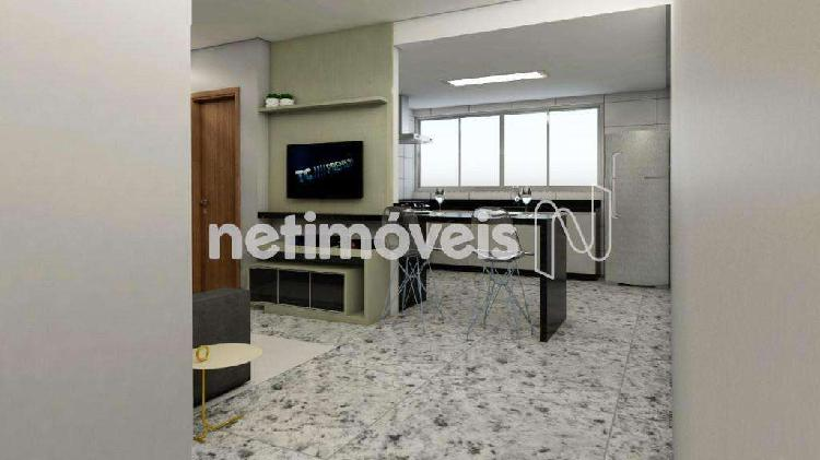 Apartamento, Santa Efigênia, 1 Quarto, 1 Vaga