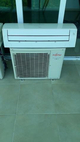 Ar condicionado fujitsu split hi-wall inverter 9.000 btu/h