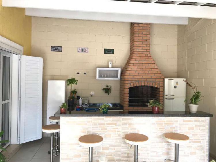 Casa a venda no residencial san lucca jd. da gloria -
