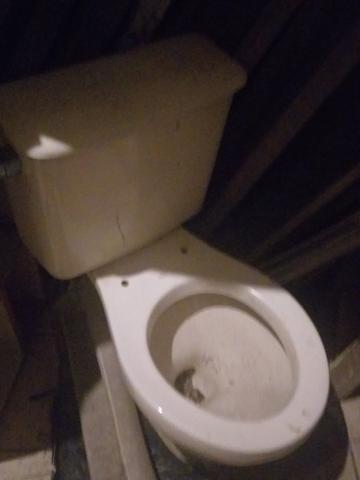 Conjunto de vaso banheiro