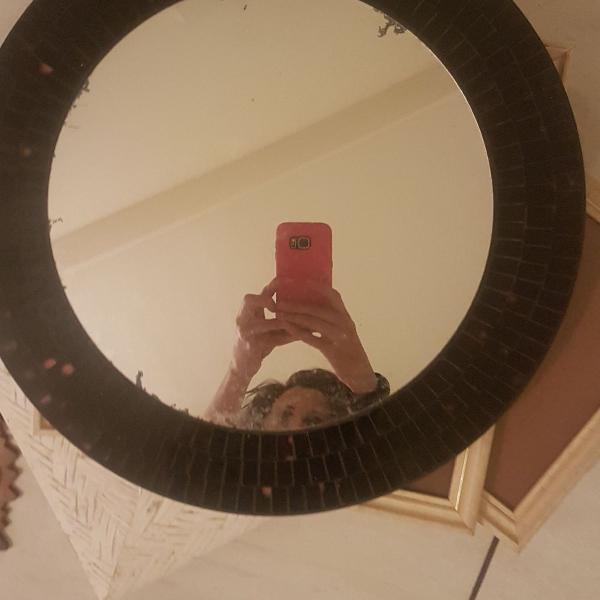 Espelho retrô