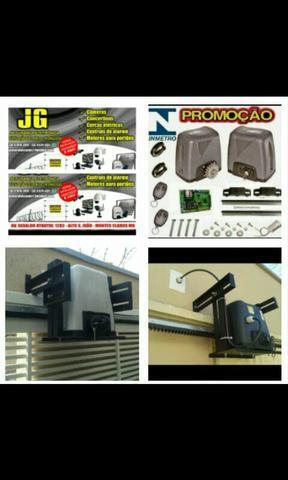 Jg segurança eletronica