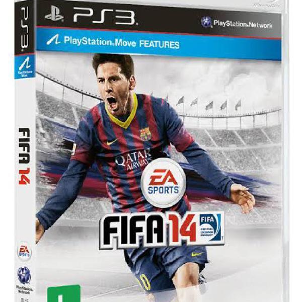 Kit 3 jogos ps3 - fifa, ufc e brave