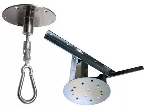 Kit extensor & prolongador ajustável p/ tetos c/ forro