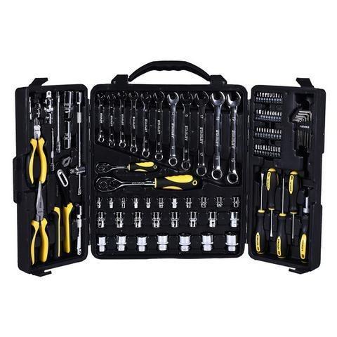Maleta de ferramentas 110 peças stanley