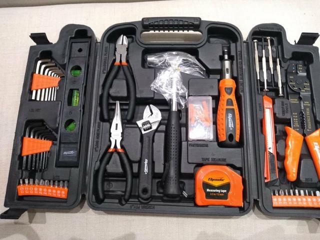 Maleta de ferramentas 129 peças