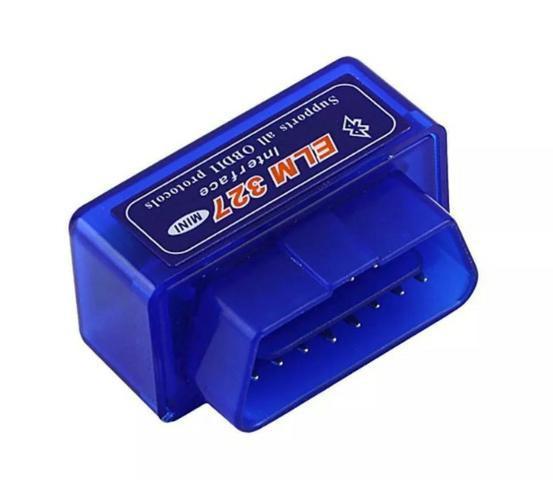 Mini scanner para carros obd2 bluetooth v2.1 elm327