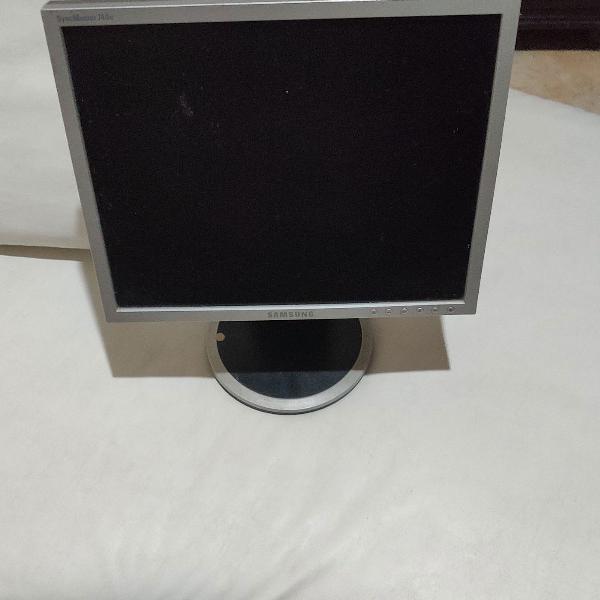 Monitor lcd samsung para computador
