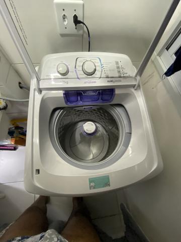Máquina de lavar eletrolux jet clean tem 2 meses de uso