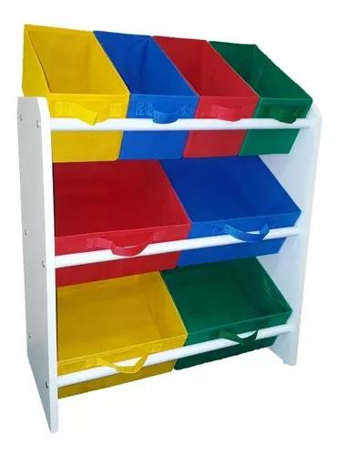 Organizador para criança de brinquedo médio infantil