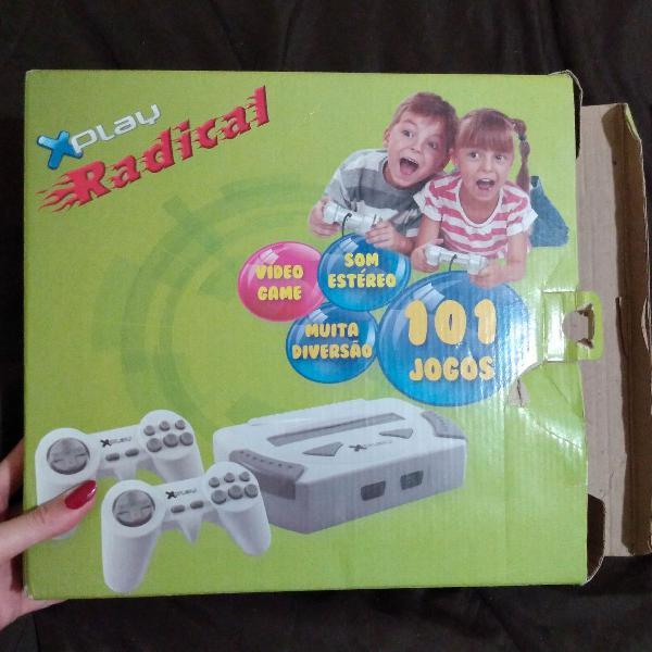 Raridade video game xplay vintage antigo
