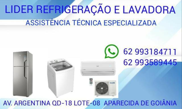 Refrigeracao, lavadoras e ar condicionado